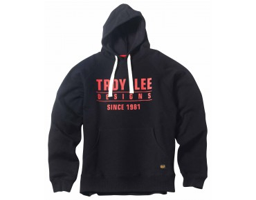 Troy Lee Designs STANDARD Hoodie black
