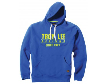 Troy Lee Designs STANDARD Hoodie royal