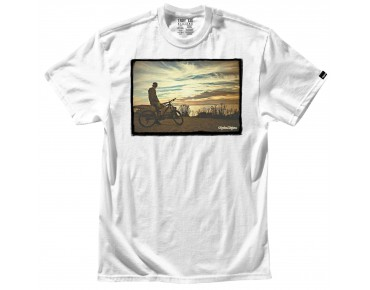 Troy Lee Designs SUNSET T-Shirt white