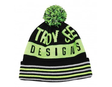 Troy Lee Designs FINISH LINE beanie black