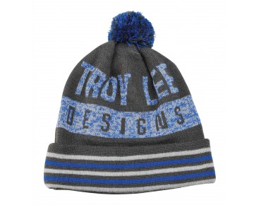 Troy Lee Designs FINISH LINE Beanie grey