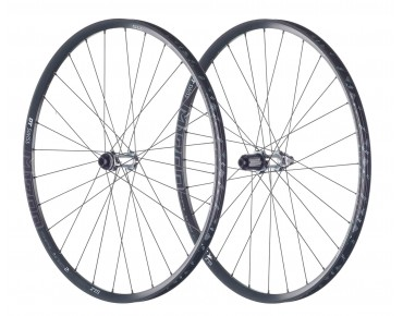 DT Swiss M-1700 Spline Two Disc MTB wheel set black