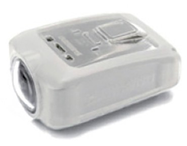 SHIMANO CM-1000 Action Cam silicone protective sleeve white