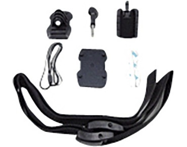 SHIMANO CM-1000 Action Cam helmet holder black