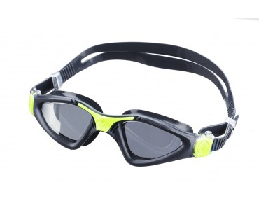 Aqua Sphere Kayenne goggles charcoal green/mirrored lens