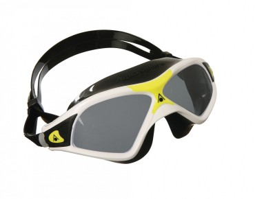 Aqua Sphere Seal XP2 swimming goggles white-black/grey lens