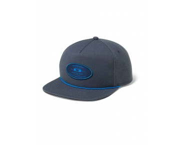 OAKLEY SNAP-BACK PATCH cap graphite