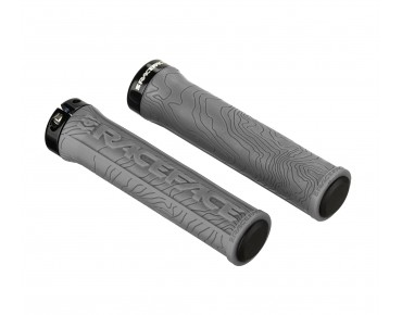 Race Face Half Nelson grips grey