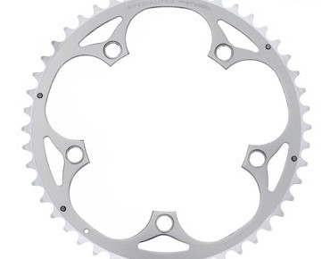 TA Alizé 9/10-speed chainring silver