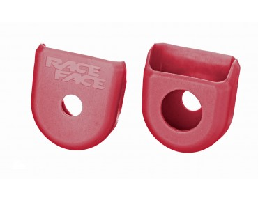 Race Face Crank Boot red