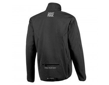 VAUDE ROSE KUPOL soft shell jacket by Vaude black