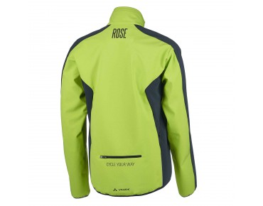 VAUDE ROSE KUPOL soft shell jacket by Vaude pistachio