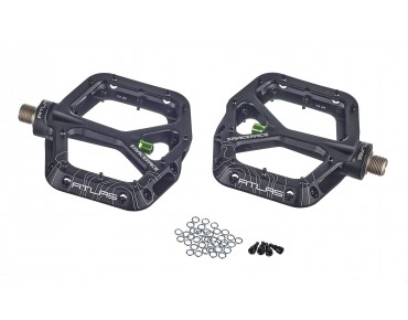 Race Face Atlas MTB pedals black