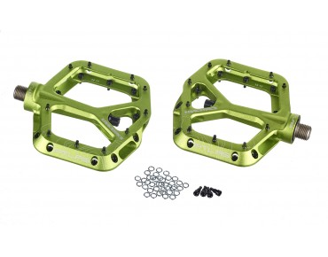 Race Face Atlas MTB pedals Monstergreen