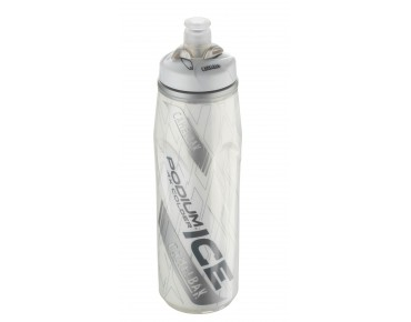 CamelBak Podium Ice Trinkflasche Thermo 610 ml silver