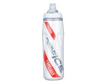 CamelBak Podium Ice Trinkflasche Thermo 610 ml crimson