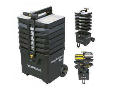 Topeak PrepStation Pro tool trolley black