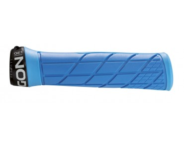 ERGON GE1 slim grips blue