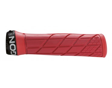 ERGON GE1 slim grips red