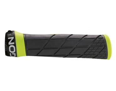 ERGON GE1 slim grips green