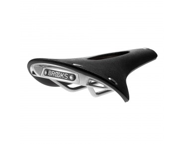 Brooks C17 CARVED saddle black