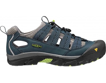 KEEN COMMUTER IV women's trekking/MTB sandals Midnight navy/Green