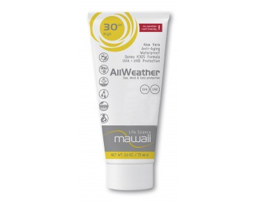 mawaii AllWeather Wind & Cold Protection SPF 30 Sport-Sonnencreme SPF 30