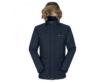 Jack Wolfskin LODGE BAY TEXAPORE parka night blue