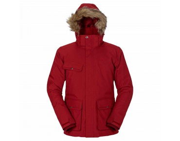 Jack Wolfskin NOVA SCOTIA II TEXAPORE jacket dried  tomato