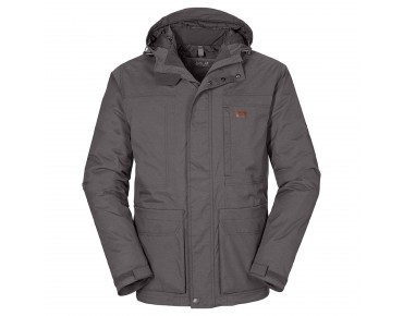 Jack Wolfskin ELLISTON TEXAPORE jacket dark  steel