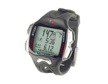 Sigma RC Move sports watch incl. heart rate black
