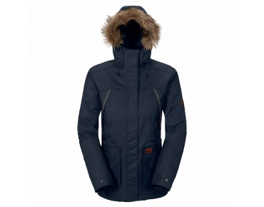 Jack Wolfskin ELLISTON TEXAPORE Damen Jacke night blue