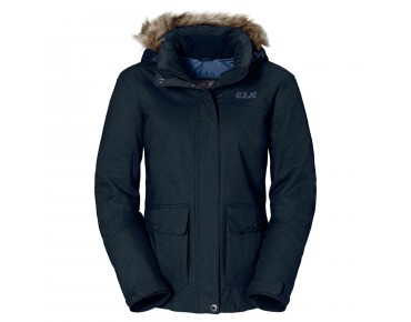Jack Wolfskin NOVA SCOTIA TEXAPORE Damen Jacke night blue