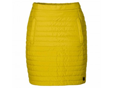 Jack Wolfskin ICE GUARD II INS skirt yellow green