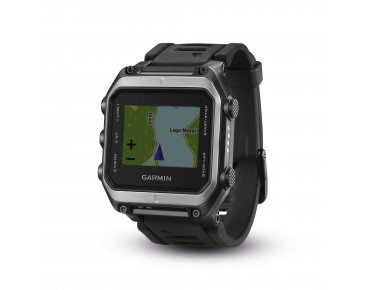 Garmin epix™ GPS multisport watch schwarz