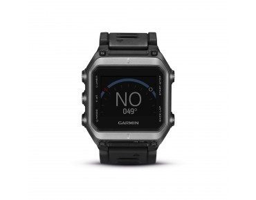Garmin epix™ GPS multisport watch black