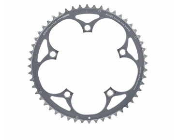 TA Alizé 9-/10-speed chainring 52 teeth silver