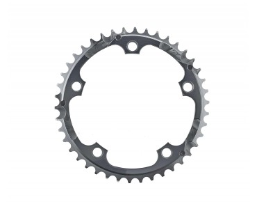 TA Alizé 9-/10-speed triple chainring silver