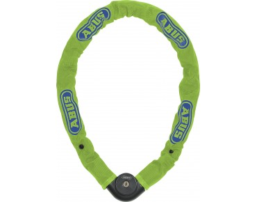 ABUS 810/85 chain lock NEON ltd. Edition green