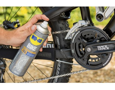 WD-40 BIKE chain cleaning spray