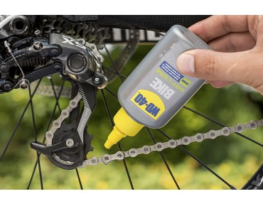 WD-40 BIKE Dry chain oil