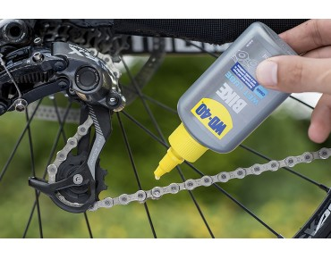 WD-40 BIKE Wet chain oil