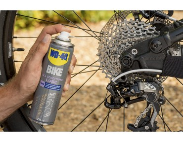 WD-40 BIKE all-weather chain spray