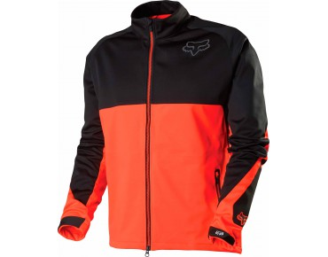 FOX BIONIC LT TRAIL Softshell Jacke fluo orange