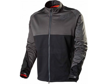 FOX BIONIC LT TRAIL Softshell Jacke black