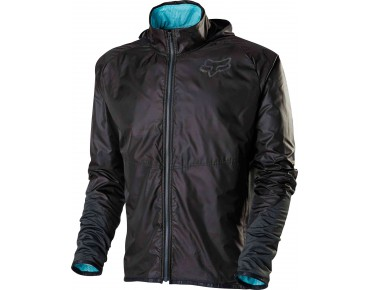 FOX DIFFUSE Windjacke black