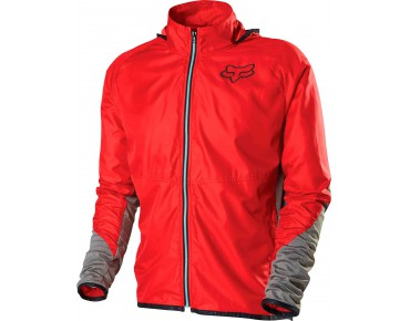 FOX DIFFUSE Windjacke red