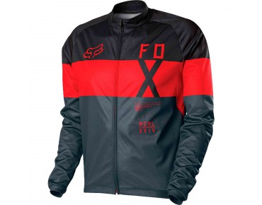 FOX LIVEWIRE SHIELD Thermo Windjacke charcoal