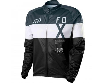 FOX LIVEWIRE SHIELD thermal windbreaker black