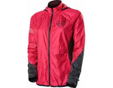 FOX DIFFUSE women's windbreaker black